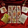 French Vintage Fortune Telling Oracle Cards